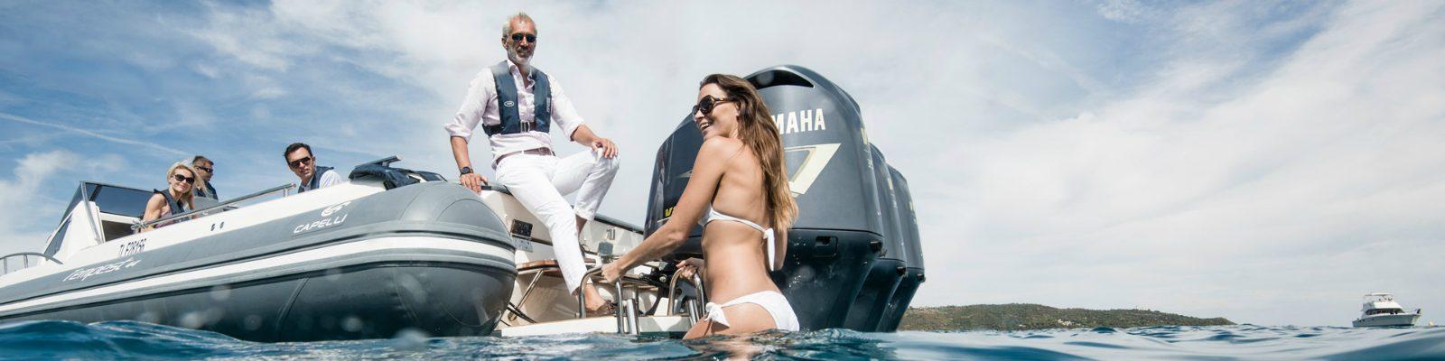 Båtmotor - Yamaha