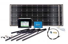 Solcelleanlegg Litium Intro 200 watt