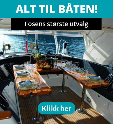 Båtutstyr - Fosens største utvalg - Båtutstyr - Fosens største utvalg