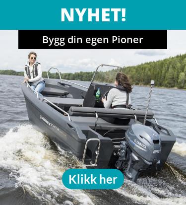 Pioner Fritidsbåter - Bygg din egen Pioner - Pioner Fritidsbåter - Bygg din egen Pioner